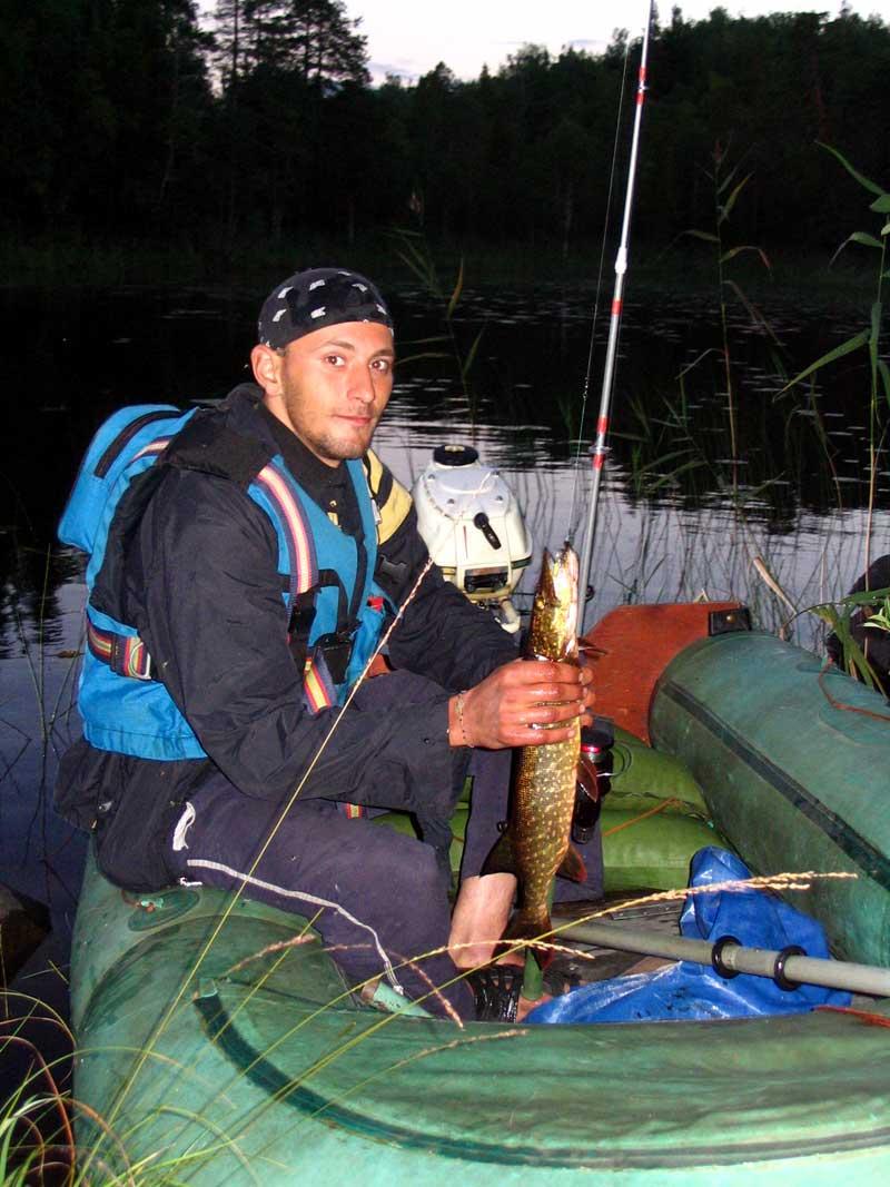 отчеты о рыбалке на лужме